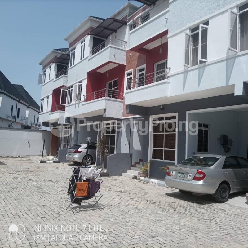 4 bedroom Terraced Duplex for sale Mega Chicken, Ikota Villa Ikota Lekki Lagos - 18