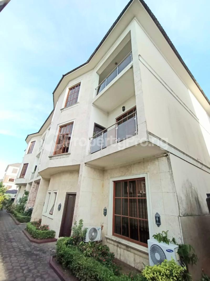 4 bedroom Detached Duplex for sale Ikoyi Rd Old Ikoyi Ikoyi Lagos - 0