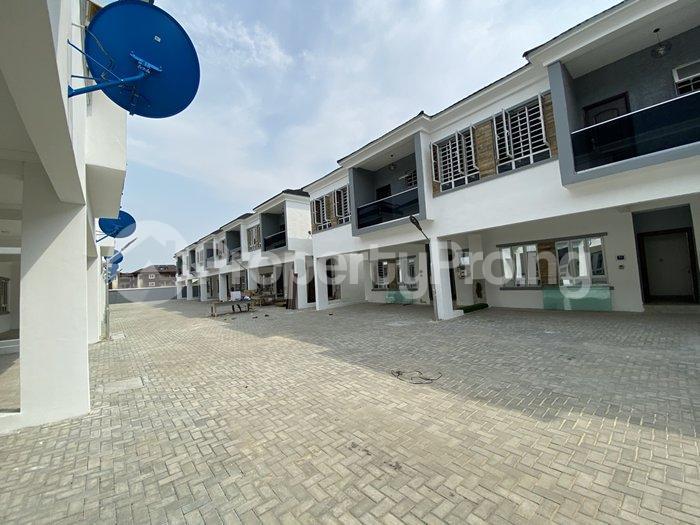4 bedroom Terraced Duplex House for rent Ikate Lekki Lagos - 12