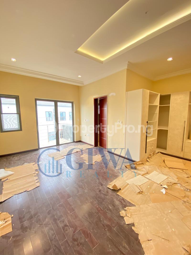 4 bedroom Terraced Duplex House for sale Victoria Island Lagos - 8