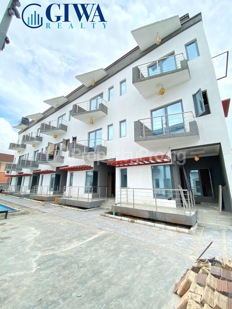 4 bedroom Terraced Duplex House for sale Victoria Island Lagos - 0