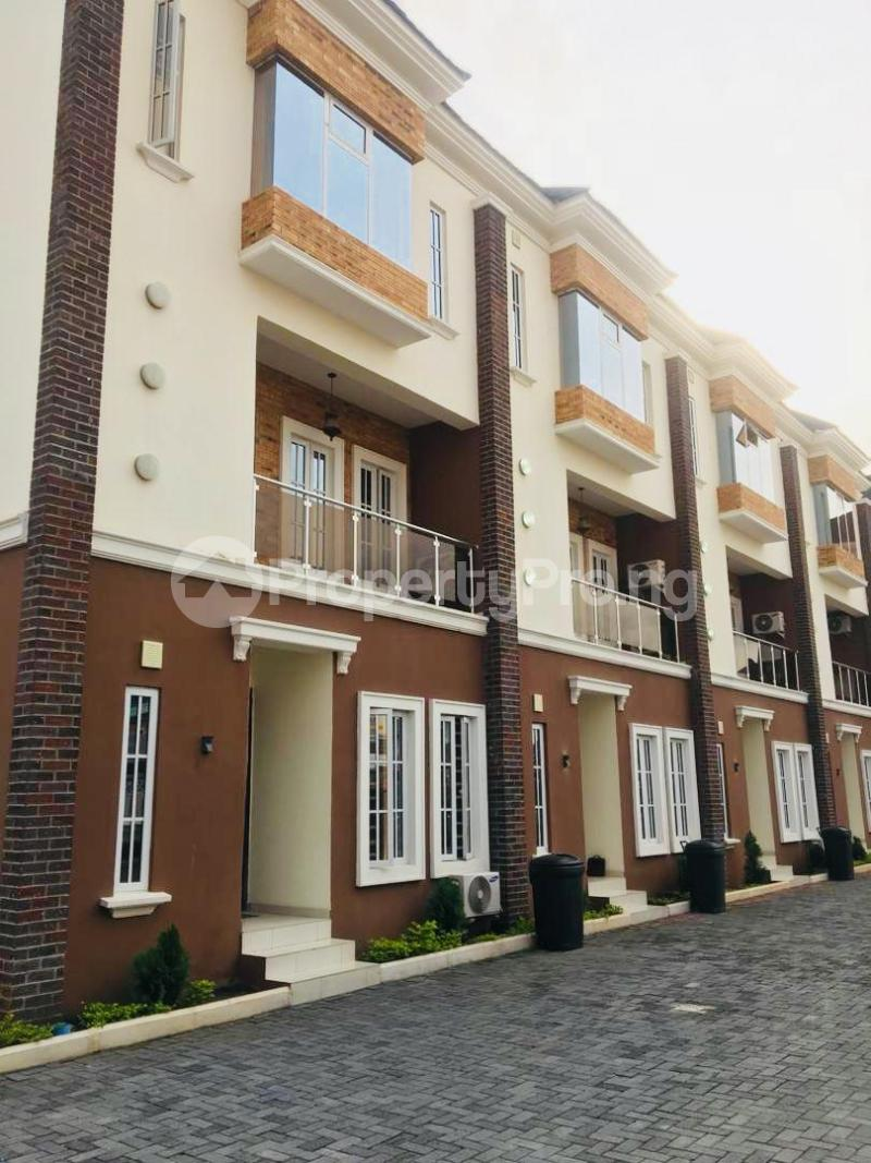 4 bedroom Terraced Duplex House for rent ONIRU Victoria Island Lagos - 21