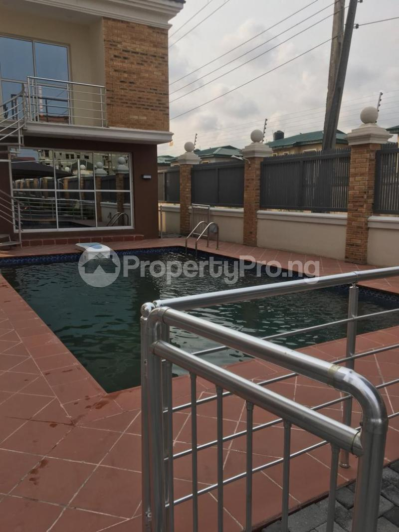 4 bedroom Terraced Duplex House for rent ONIRU Victoria Island Lagos - 22
