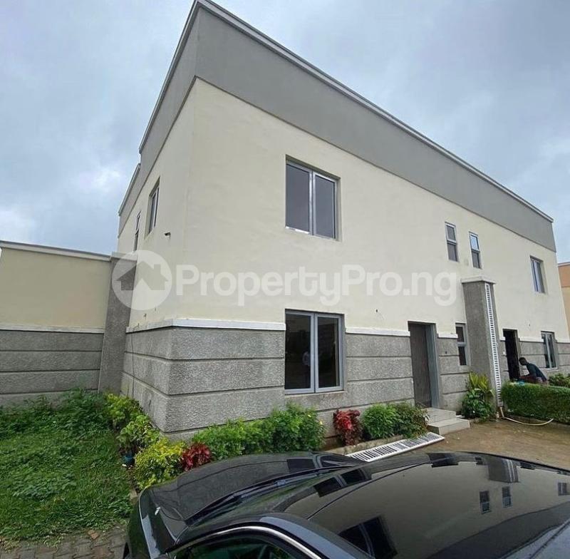 4 bedroom Terraced Duplex for sale Katampe Katampe Main Abuja - 2