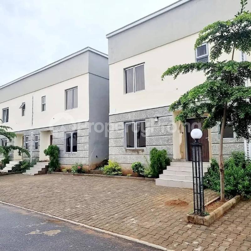 4 bedroom Terraced Duplex for sale Katampe Katampe Main Abuja - 1