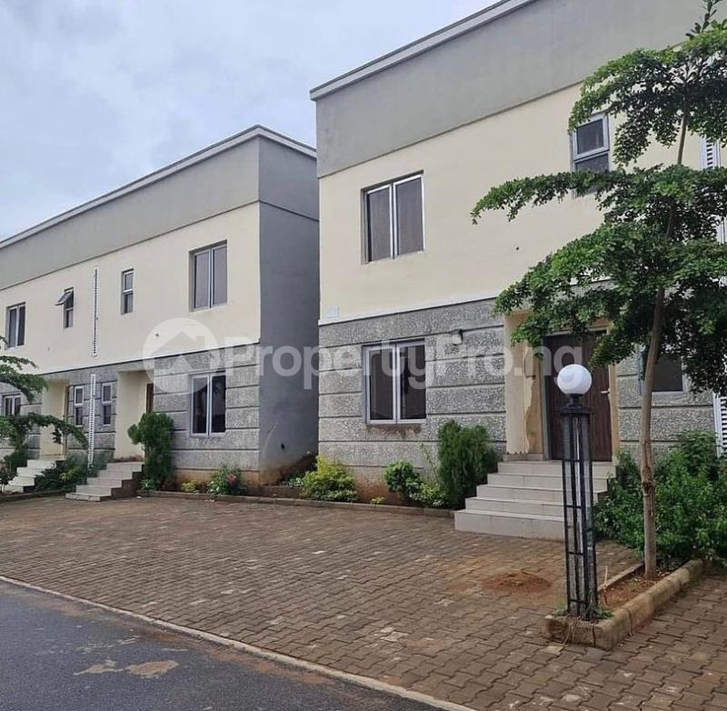 4 bedroom Terraced Duplex for sale Katampe Katampe Main Abuja - 0