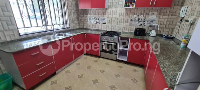 4 bedroom Detached Duplex for shortlet Eleganza Gardens Opposite Vgc VGC Lekki Lagos - 11