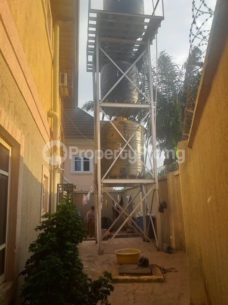 3 bedroom Blocks of Flats for sale Edem Nike , Enugu State. Enugu Enugu - 1