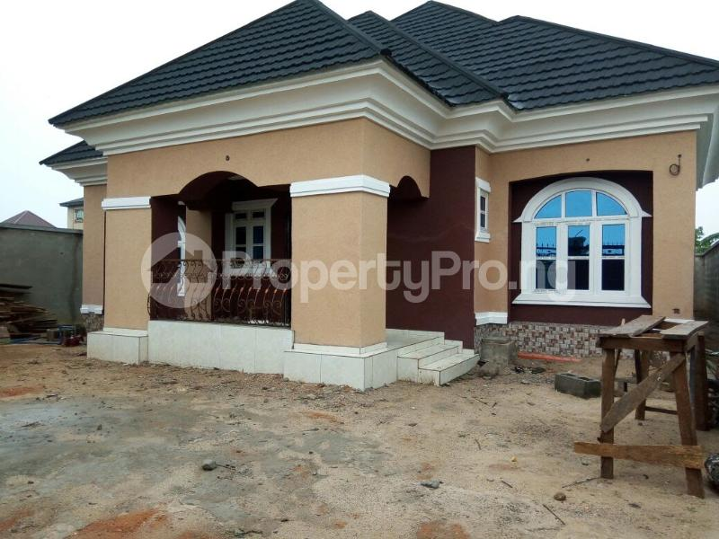 4 bedroom Detached Bungalow House for sale Rumuesara Eneka Port Harcourt Rivers - 1