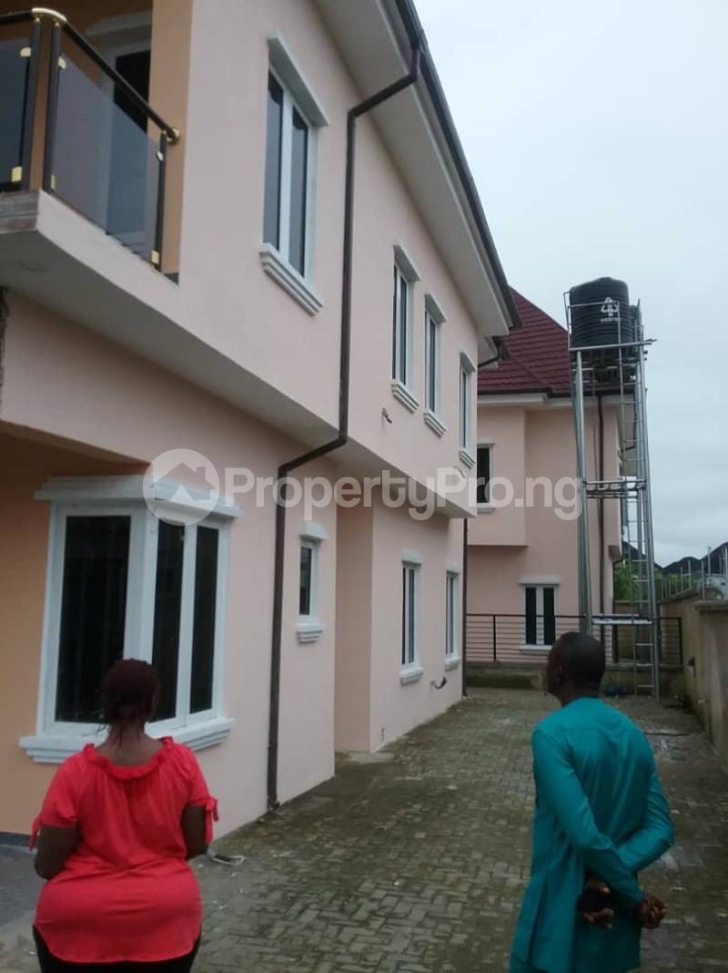 4 bedroom Semi Detached Duplex for sale Is At Victory Estate By Thomas Estate Off Lekki-Epe Expressway Ajah Lagos - 3