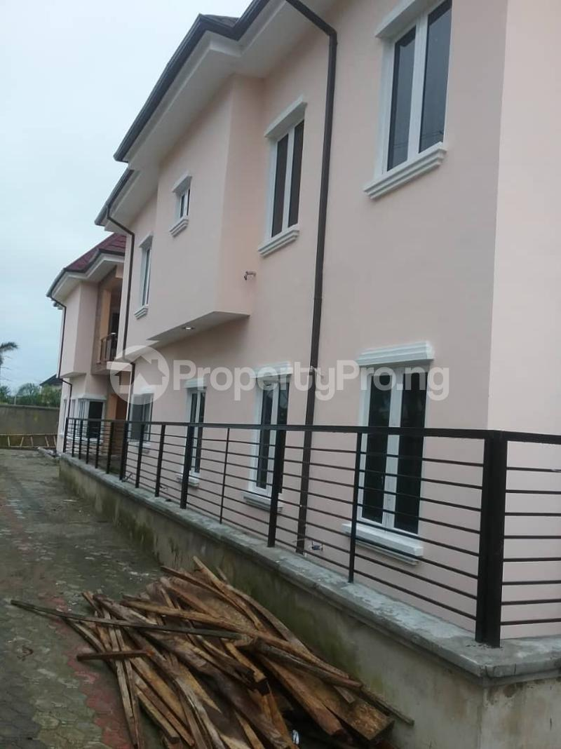 4 bedroom Semi Detached Duplex for sale Is At Victory Estate By Thomas Estate Off Lekki-Epe Expressway Ajah Lagos - 2