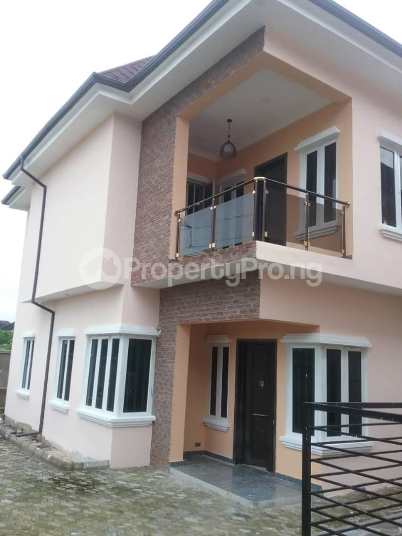 4 bedroom Semi Detached Duplex for sale Is At Victory Estate By Thomas Estate Off Lekki-Epe Expressway Ajah Lagos - 0