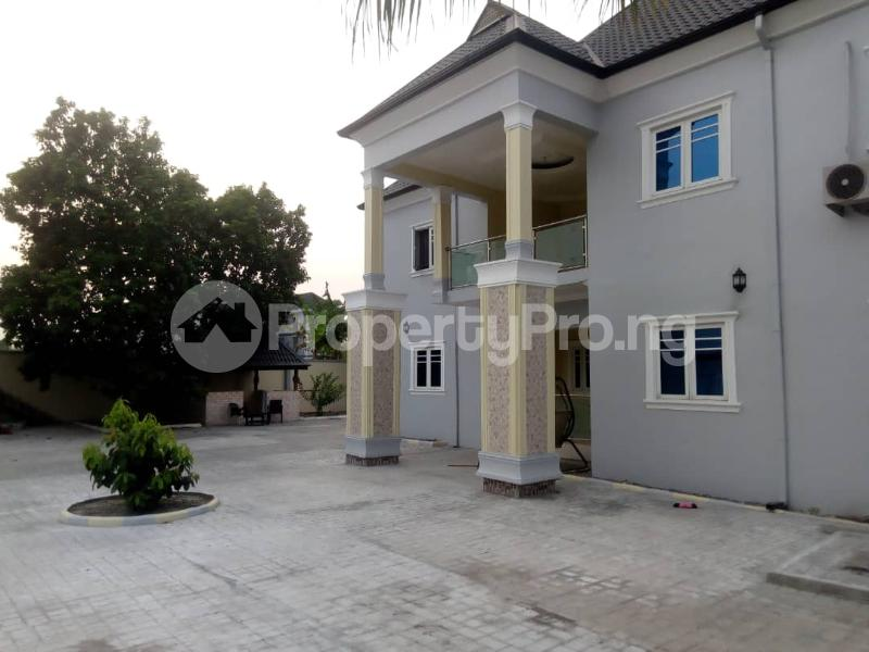 5 bedroom Detached Duplex House for sale Rumuigbo Magbuoba Port Harcourt Rivers - 0