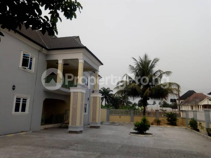 5 bedroom Detached Duplex House for sale Rumuigbo Magbuoba Port Harcourt Rivers - 1