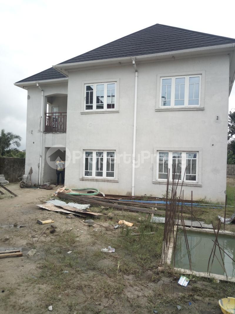 4 bedroom Detached Duplex House for sale Eliozu Eliozu Port Harcourt Rivers - 0