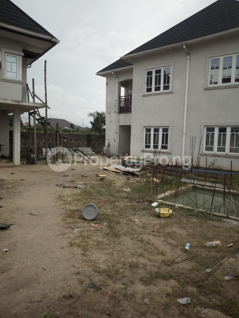 4 bedroom Detached Duplex House for sale Eliozu Eliozu Port Harcourt Rivers - 1