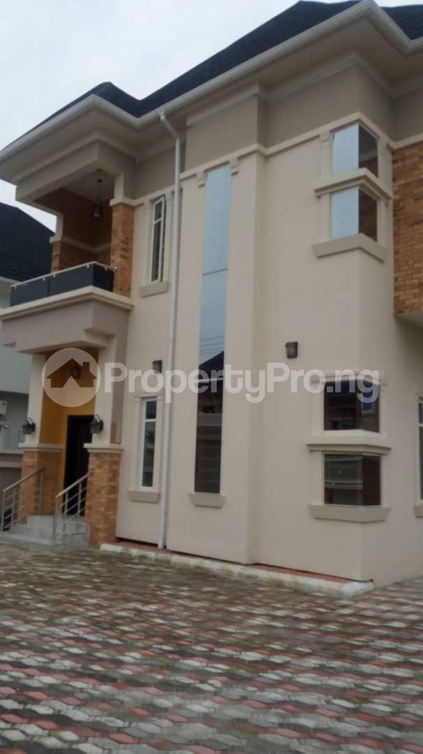 4 bedroom Detached Duplex for sale Victory Estate Ilaje Ajah Lagos - 0