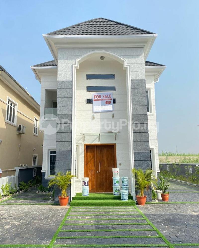 4 bedroom Detached Duplex for sale Lekki County Homes Ikota Lekki Lagos - 15