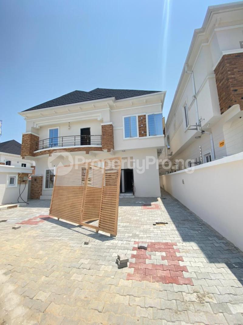 4 bedroom Detached Duplex for sale 2nd Lekki Tollgate. Lekki Phase 1 Lekki Lagos - 0