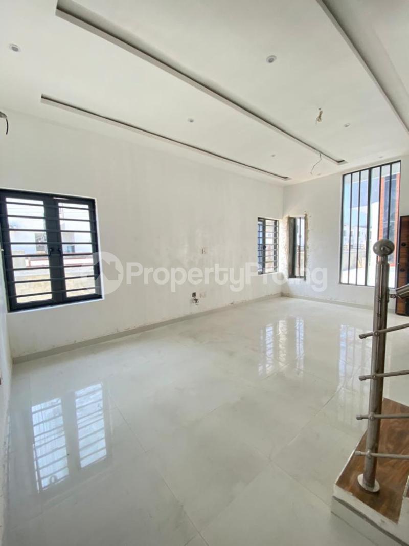 4 bedroom Semi Detached Duplex for sale 2nd Lekki Tollgate Lekki Phase 2 Lekki Lagos - 1