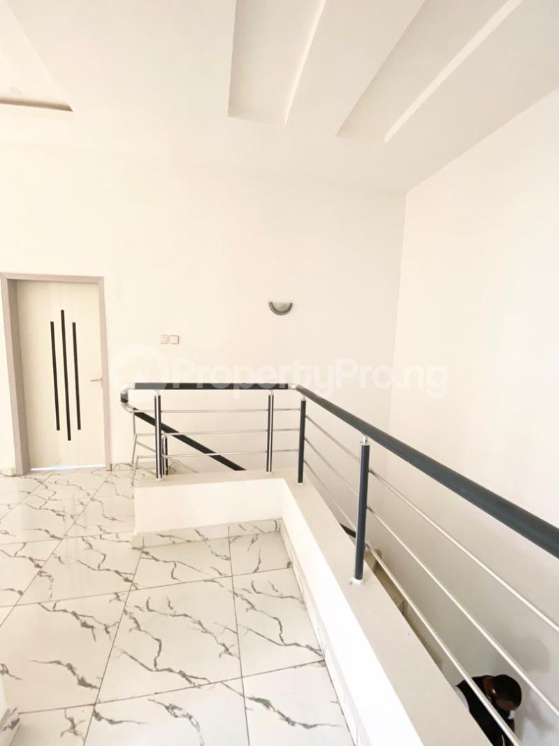 4 bedroom Semi Detached Duplex for sale Opposite Mega Chicken Lekki Ikota Lekki Lagos - 9