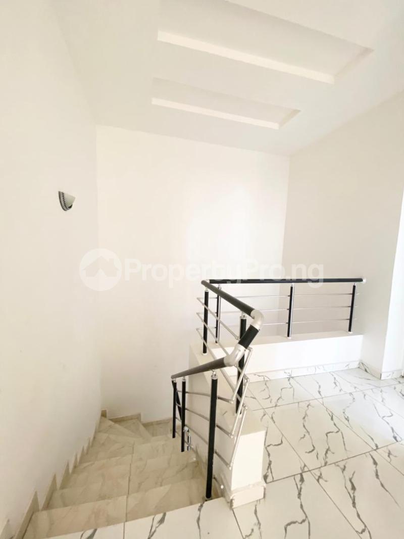 4 bedroom Semi Detached Duplex for sale Opposite Mega Chicken Lekki Ikota Lekki Lagos - 3