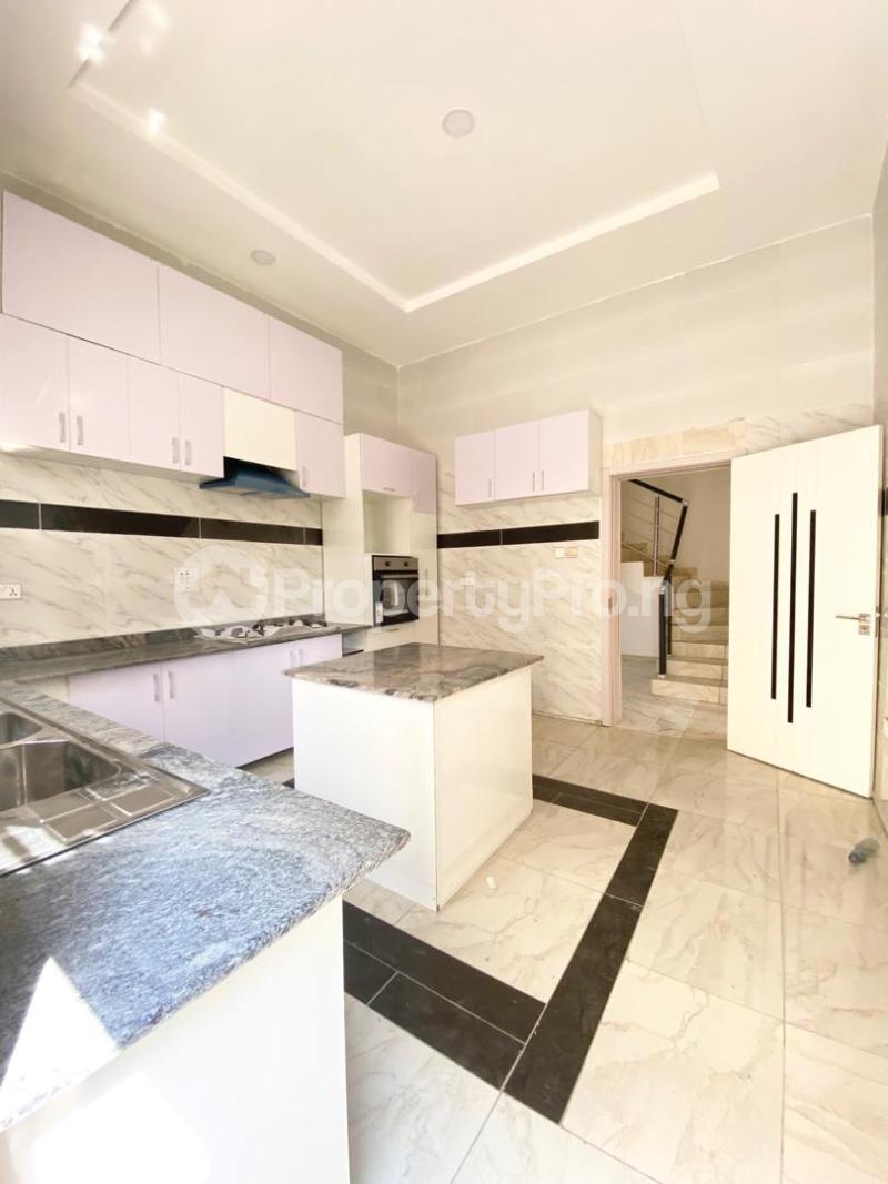 4 bedroom Semi Detached Duplex for sale Opposite Mega Chicken Lekki Ikota Lekki Lagos - 8