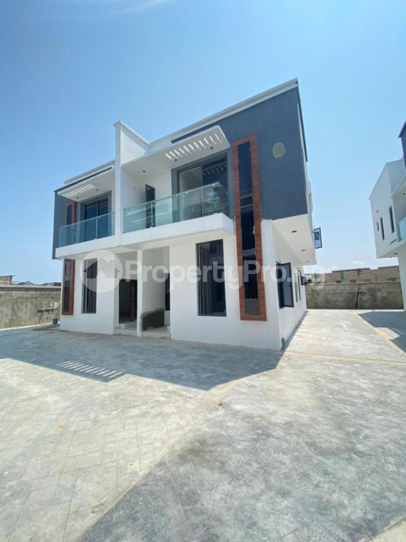 4 bedroom Semi Detached Duplex for sale 2nd Lekki Tollgate Lekki Phase 2 Lekki Lagos - 0