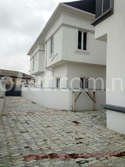 4 bedroom House for sale By Blenco Peninsula Garden Estate Sangotedo Ajah Peninsula Estate Ajah Lagos - 1