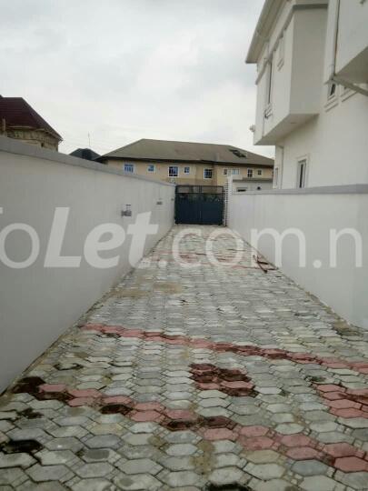 4 bedroom House for sale By Blenco Peninsula Garden Estate Sangotedo Ajah Peninsula Estate Ajah Lagos - 3