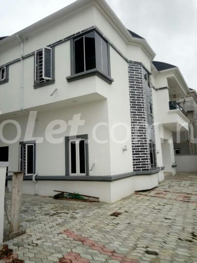 4 bedroom House for sale By Blenco Peninsula Garden Estate Sangotedo Ajah Peninsula Estate Ajah Lagos - 0