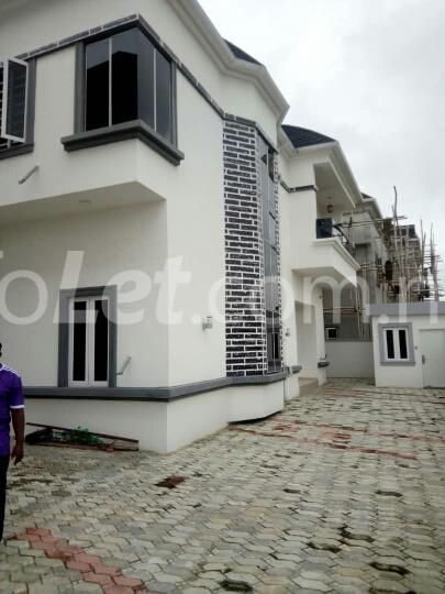 4 bedroom House for sale By Blenco Peninsula Garden Estate Sangotedo Ajah Peninsula Estate Ajah Lagos - 2