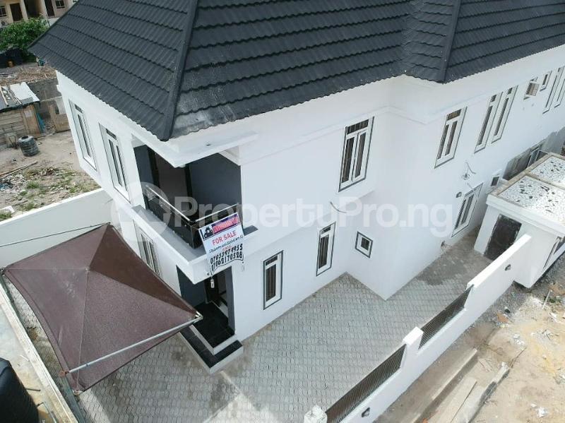 4 bedroom Commercial Property for sale Mobil road, off emerald estate, lekki scheme 2 Lekki Phase 2 Lekki Lagos - 0