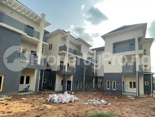 4 bedroom Semi Detached Duplex for sale G Empire Garden Close To Asoroko. Guzape Abuja - 1
