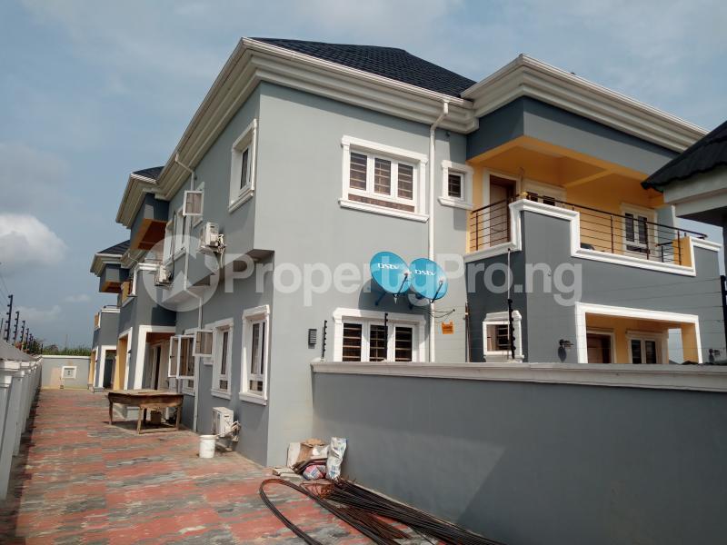 4 bedroom Flat / Apartment for rent Happy land estate Olokonla Ajah Lagos - 2