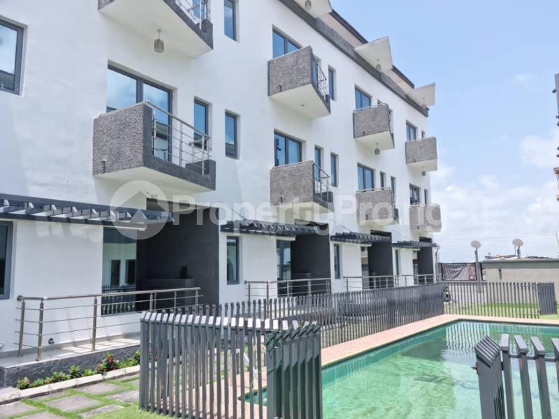 4 bedroom Terraced Duplex for sale Atlantic Mew Court, Oniru. Victoria Island Extension Victoria Island Lagos - 1