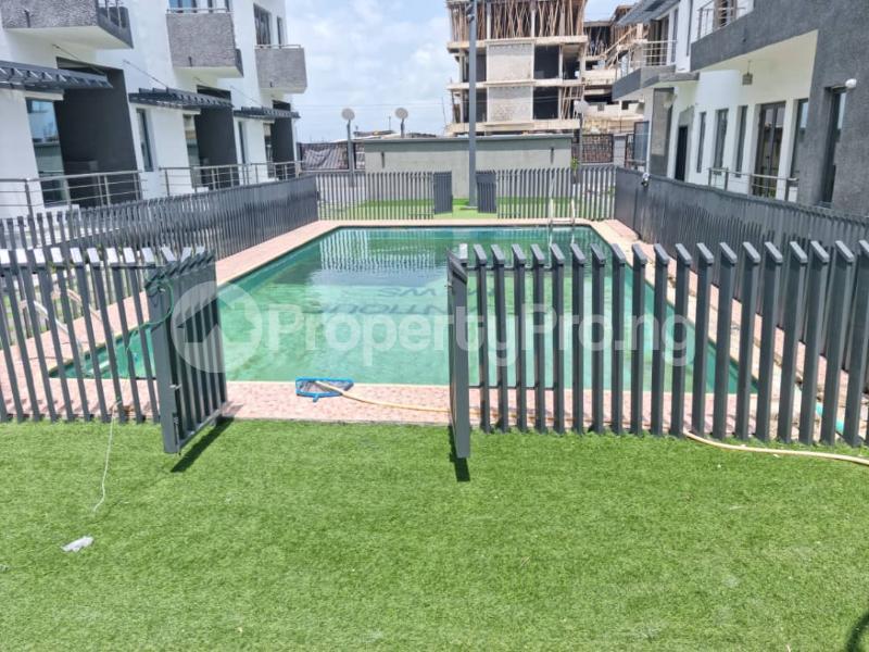 4 bedroom Terraced Duplex for sale Atlantic Mew Court, Oniru. Victoria Island Extension Victoria Island Lagos - 4