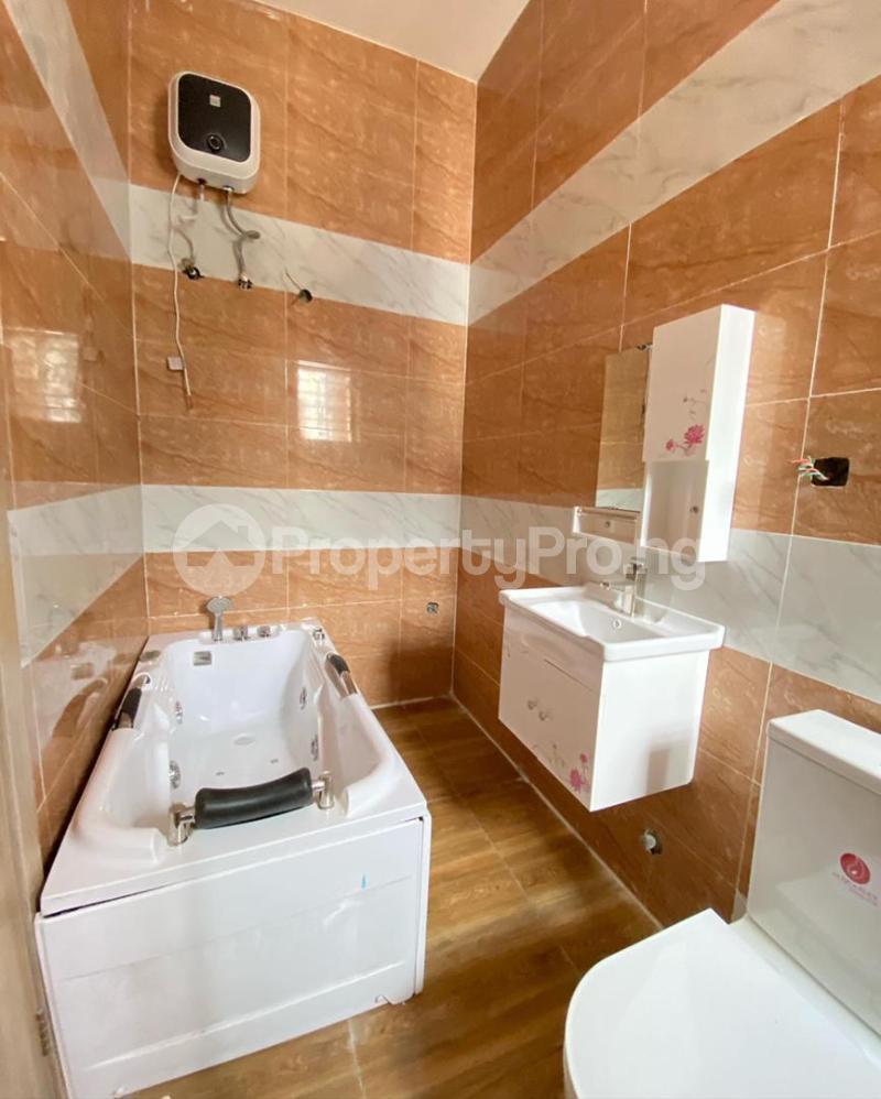 4 bedroom Terraced Duplex for sale 2nd Tollgate. Lekki Lagos - 6