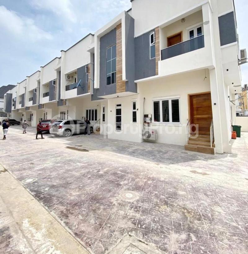 4 bedroom Terraced Duplex for sale 2nd Tollgate. Lekki Lagos - 0