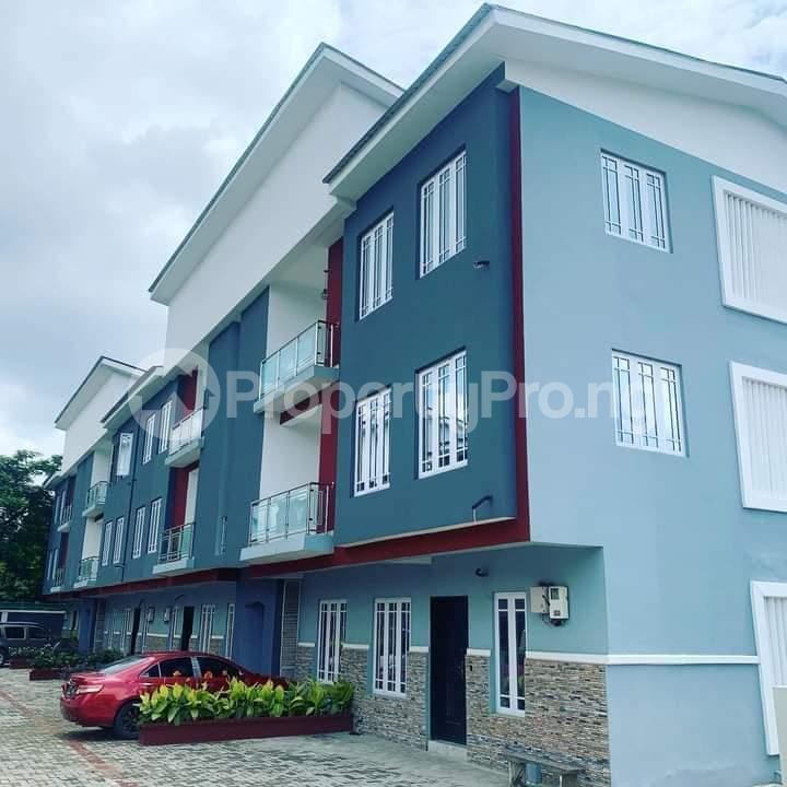 4 bedroom Terraced Duplex for sale Gated Estate Palmgrove Ilupeju Lagos - 1