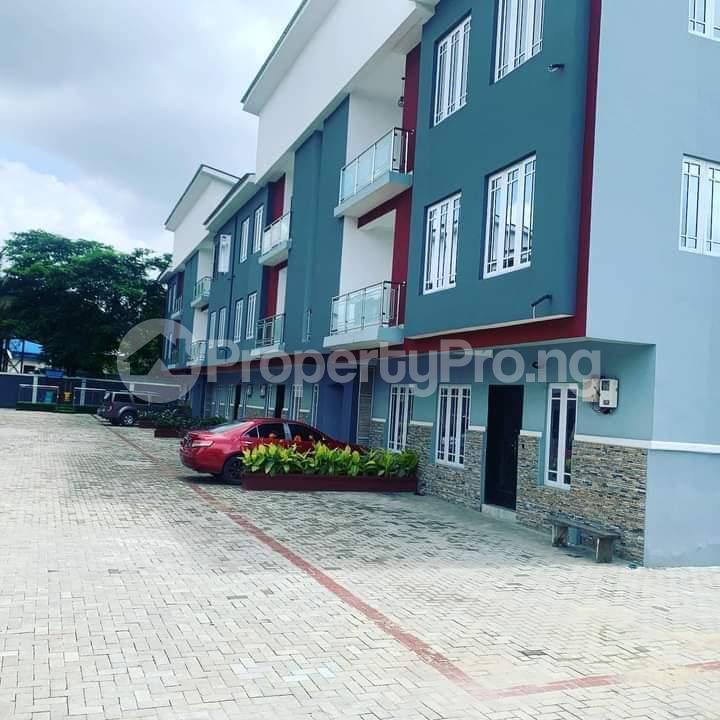 4 bedroom Terraced Duplex for sale Gated Estate Palmgrove Ilupeju Lagos - 0