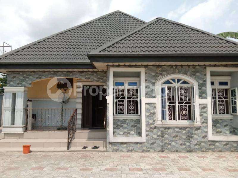 3 bedroom Detached Bungalow House for sale Mini orlu Ada George Port Harcourt Rivers - 0