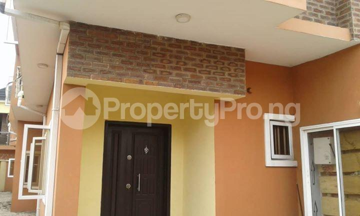 4 bedroom Semi Detached Duplex House for sale  Off Ayo Fasugba Street, Magodo GRA Phase 1, Gateway Zone, Magodo-Isheri Magodo Kosofe/Ikosi Lagos - 1