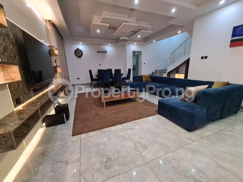 5 bedroom Semi Detached Duplex House for shortlet Off Yusuf Abiodun way ONIRU Victoria Island Lagos - 1