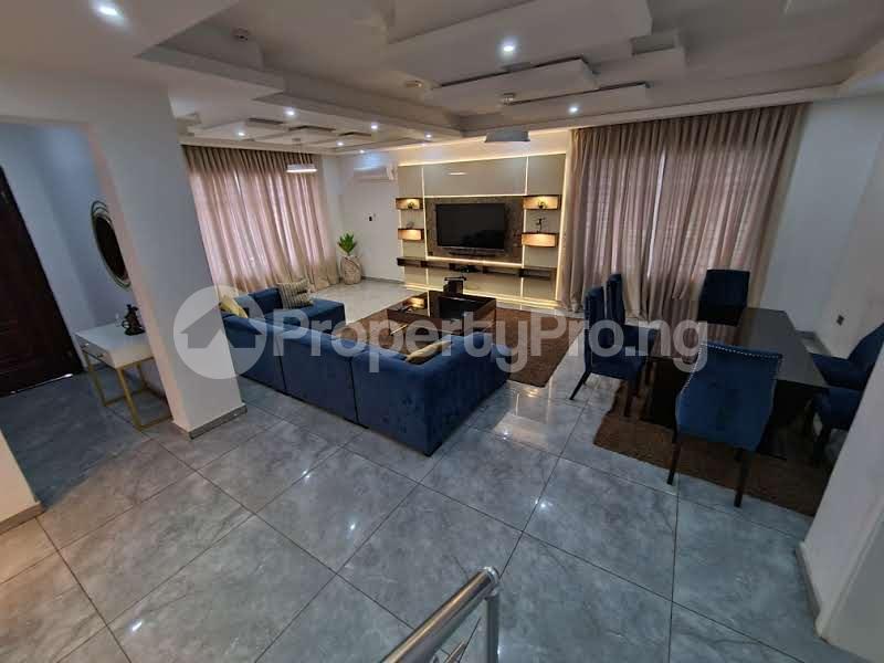 5 bedroom Semi Detached Duplex House for shortlet Off Yusuf Abiodun way ONIRU Victoria Island Lagos - 8