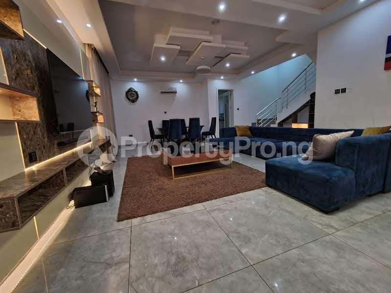 5 bedroom Semi Detached Duplex House for shortlet Off Yusuf Abiodun way ONIRU Victoria Island Lagos - 2