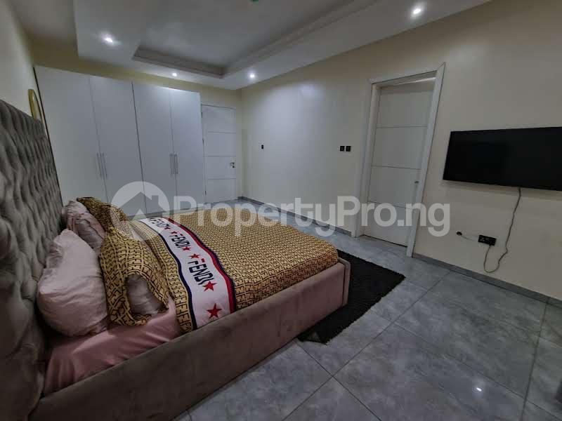5 bedroom Semi Detached Duplex House for shortlet Off Yusuf Abiodun way ONIRU Victoria Island Lagos - 21