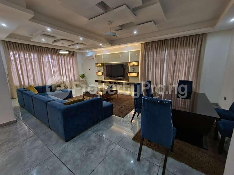 5 bedroom Semi Detached Duplex House for shortlet Off Yusuf Abiodun way ONIRU Victoria Island Lagos - 33