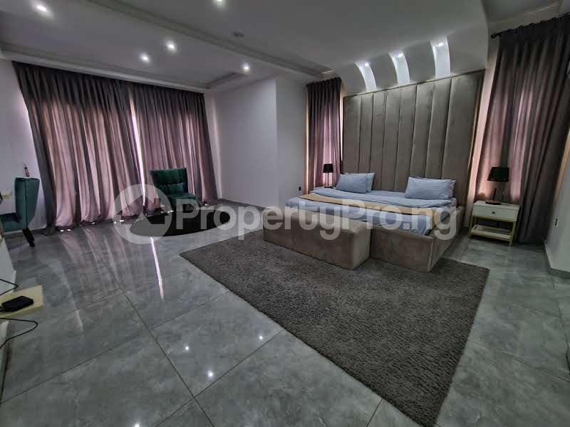 5 bedroom Semi Detached Duplex House for shortlet Off Yusuf Abiodun way ONIRU Victoria Island Lagos - 23