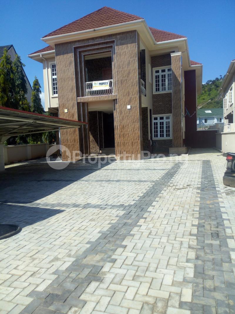 5 bedroom Detached Duplex House for sale Katampe Katampe Ext Abuja - 2